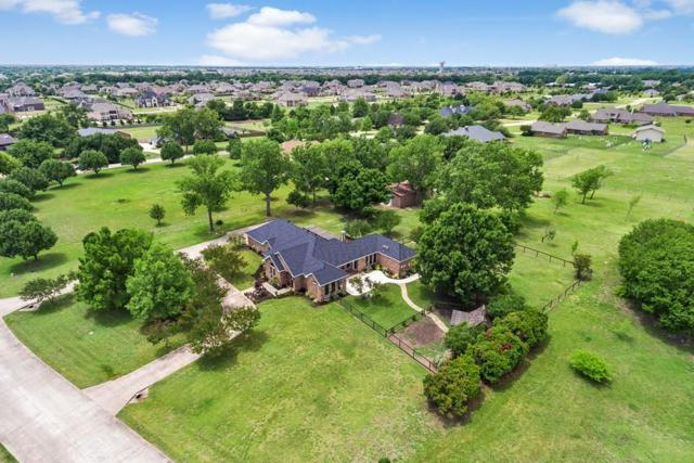 7262 Moss Ridge Road, Parker, TX 75002 (MLS #13841530) :: RE/MAX Town & Country