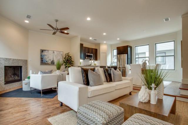 5905 Ross Avenue #2, Dallas, TX 75206 (MLS #13841717) :: Magnolia Realty