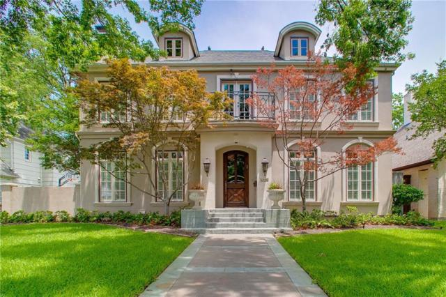 6529 Aberdeen Avenue, Dallas, TX 75230 (MLS #13841992) :: Robbins Real Estate Group
