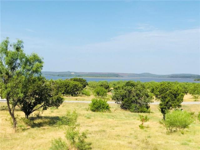 Lt1041 Cinnamon Teal Drive, Possum Kingdom Lake, TX 76449 (MLS #13842907) :: The Rhodes Team