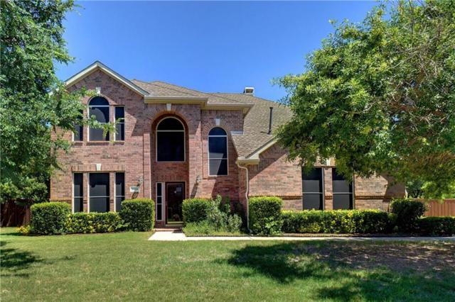 3401 Attaway Circle, Corinth, TX 76208 (MLS #13843616) :: Team Tiller