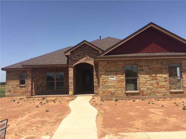 6710 Cedar Elm Drive, Abilene, TX 79606 (MLS #13844238) :: Team Hodnett