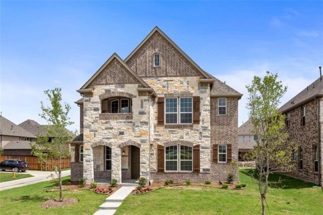 9814 Gristmill Lane, Frisco, TX 75035 (MLS #13844681) :: Team Hodnett