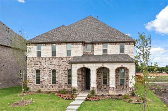 9832 Gristmill Lane, Frisco, TX 75035 (MLS #13844757) :: Team Hodnett