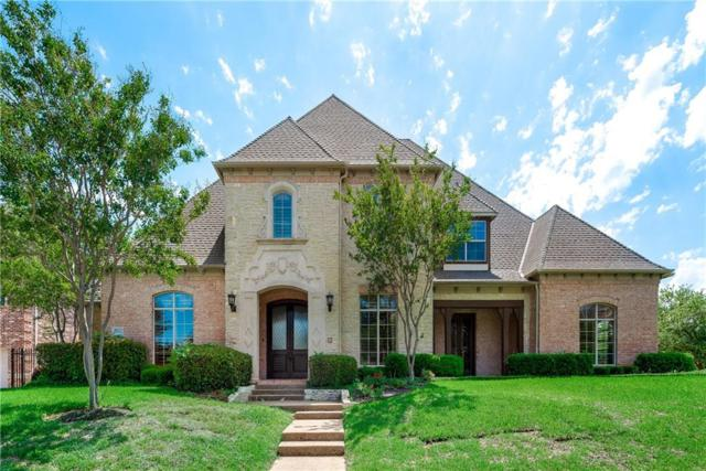 7301 Thames Trail, Colleyville, TX 76034 (MLS #13845470) :: Team Hodnett