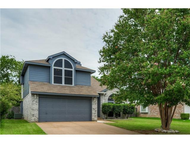1107 Silver Spruce Drive, Arlington, TX 76001 (MLS #13845547) :: The Chad Smith Team