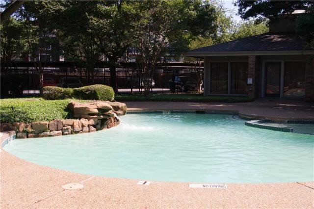 8109 Skillman Street #2028, Dallas, TX 75231 (MLS #13845891) :: Team Tiller