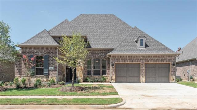 8112 Tramore, The Colony, TX 75056 (MLS #13845935) :: RE/MAX Landmark