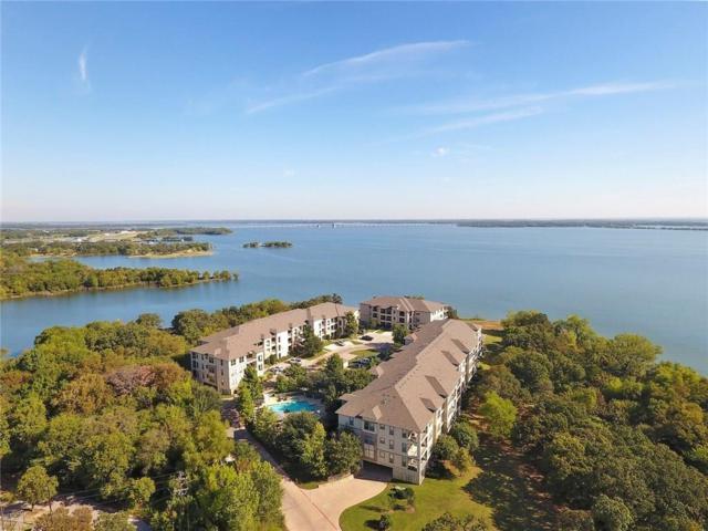 500 Waters Edge Drive #121, Lake Dallas, TX 75065 (MLS #13845957) :: Team Hodnett