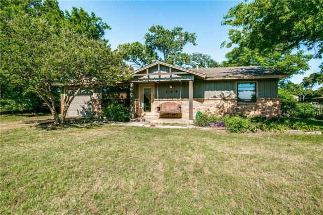 309 Highland Boulevard, Oak Point, TX 75068 (MLS #13846013) :: RE/MAX Pinnacle Group REALTORS