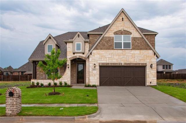 1212 Glendon Drive, Forney, TX 75126 (MLS #13847170) :: Team Hodnett