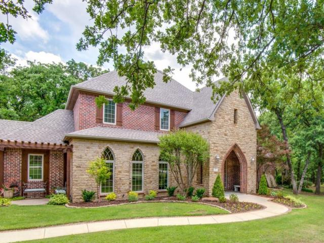 516 W Hickory Ridge Circle, Argyle, TX 76226 (MLS #13848863) :: Real Estate By Design