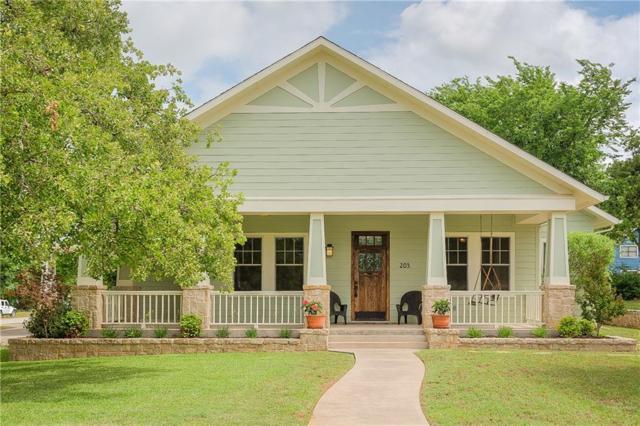 203 Denton Street E, Argyle, TX 76226 (MLS #13848984) :: Frankie Arthur Real Estate