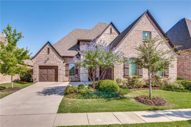 1328 Gristmill Lane, Celina, TX 75009 (MLS #13849112) :: Team Hodnett