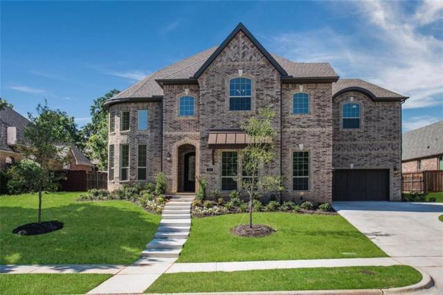 517 Haverhill Lane, Colleyville, TX 76034 (MLS #13849117) :: The Tierny Jordan Network