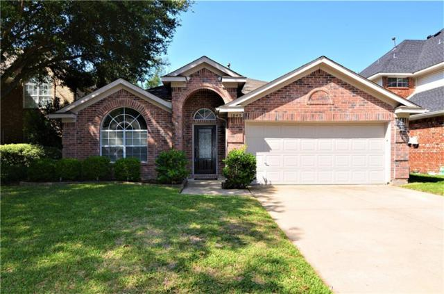 1849 Meyerwood Lane N, Flower Mound, TX 75028 (MLS #13849220) :: The Rhodes Team