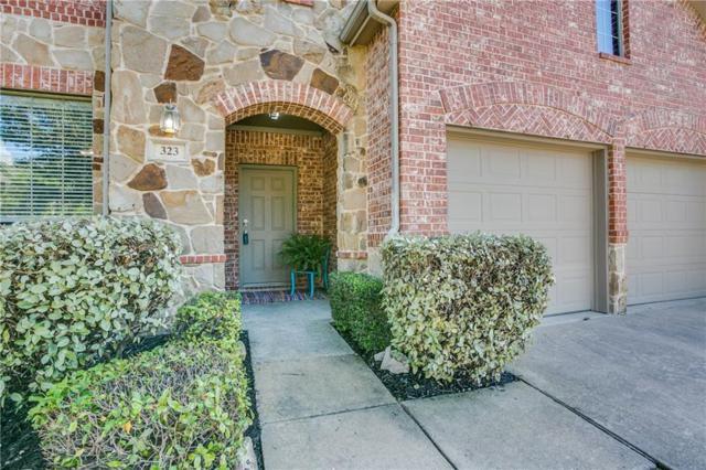 323 Highland Creek Drive, Wylie, TX 75098 (MLS #13849385) :: Team Hodnett