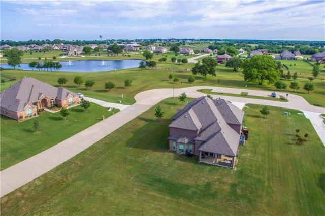 407 Village Way, Cross Roads, TX 76227 (MLS #13849543) :: Team Hodnett