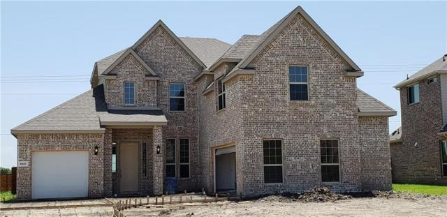1917 Dove Landing Lane, Wylie, TX 75098 (MLS #13850279) :: Team Hodnett