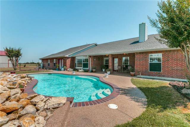 448 Audra Circle, Rhome, TX 76078 (MLS #13850320) :: Team Hodnett
