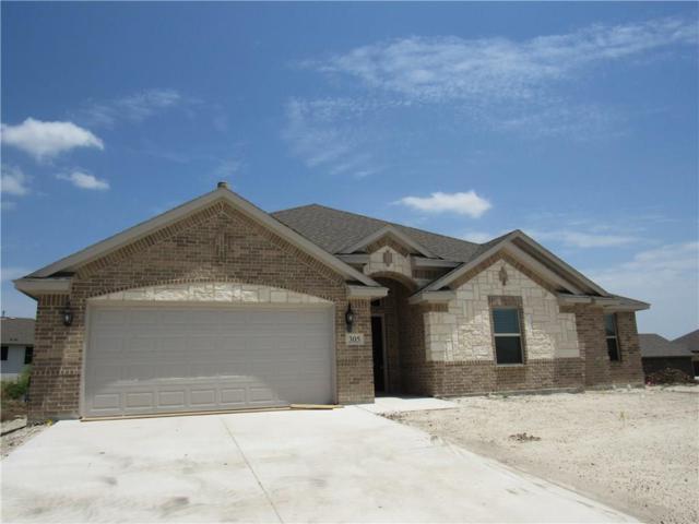 305 N Bunny Circle N, Saginaw, TX 76179 (MLS #13851313) :: Team Hodnett