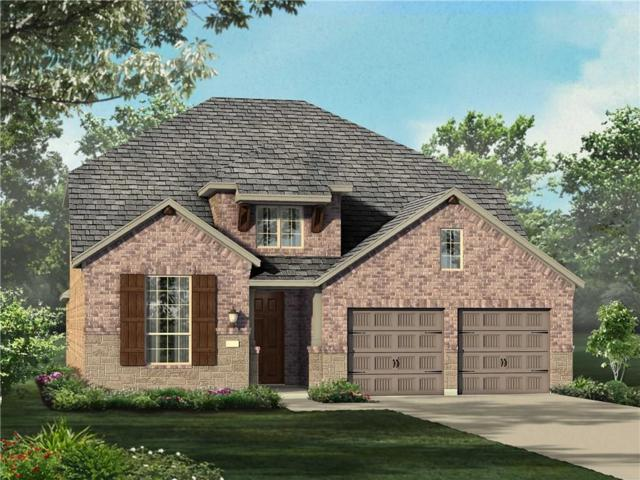 9012 Violet Drive, Lantana, TX 76226 (MLS #13851363) :: RE/MAX Landmark