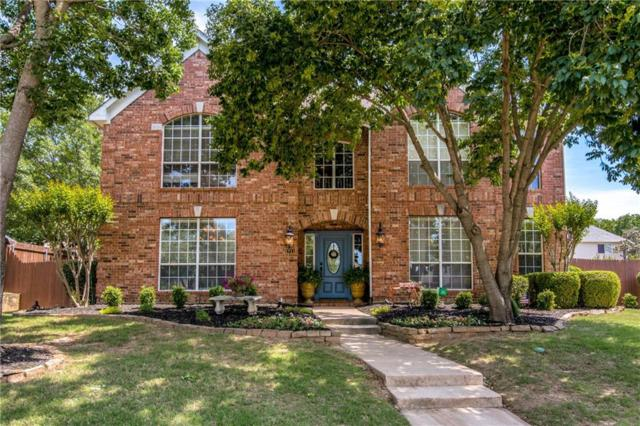 1711 Water Lily Drive, Southlake, TX 76092 (MLS #13851776) :: The Rhodes Team