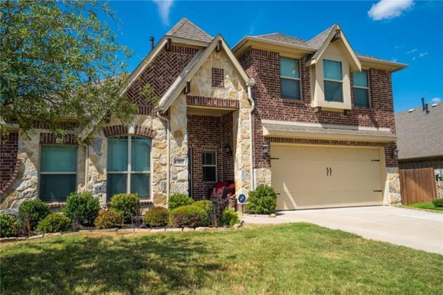 4307 Poppy Drive, Mansfield, TX 76063 (MLS #13852075) :: Team Hodnett