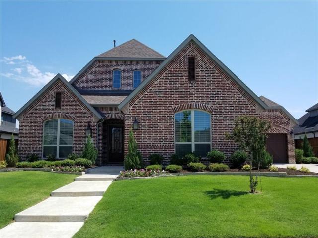 3696 Benchmark Lane, Frisco, TX 75034 (MLS #13852249) :: Team Hodnett