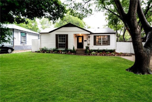 3850 Davila Drive, Dallas, TX 75220 (MLS #13852350) :: Team Hodnett