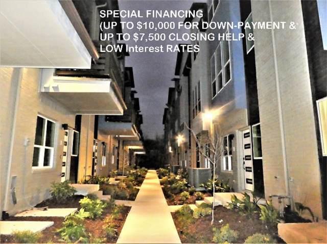 4914 Live Oak Street 9-C, Dallas, TX 75206 (MLS #13852512) :: The Hornburg Real Estate Group