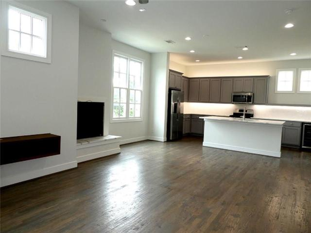5089 Gaston Avenue #1001, Dallas, TX 75214 (MLS #13852575) :: Van Poole Properties Group