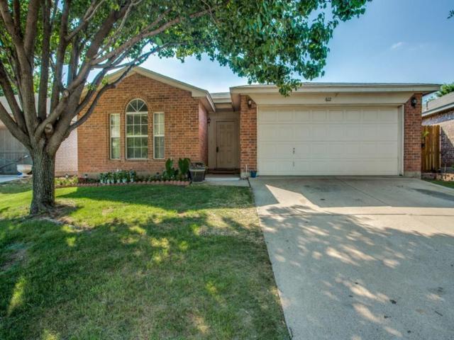 612 Bluejay Drive, Saginaw, TX 76131 (MLS #13852612) :: The Chad Smith Team