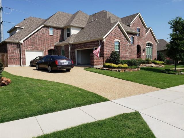 741 Shadow Hill Drive, Prosper, TX 75078 (MLS #13853561) :: NewHomePrograms.com LLC