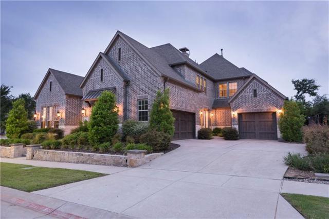 444 Francie Way, Allen, TX 75013 (MLS #13853898) :: Kimberly Davis & Associates