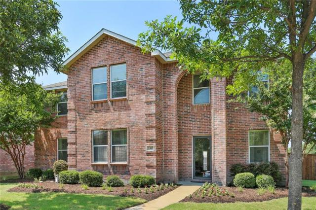 1310 Summerdale Lane, Wylie, TX 75098 (MLS #13854007) :: Baldree Home Team