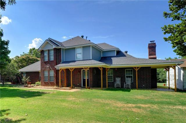 537 E Hickory Hill Road, Argyle, TX 76226 (MLS #13854237) :: The Real Estate Station