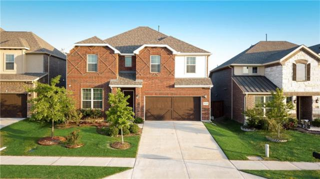 10441 Attleborough Drive, Frisco, TX 75035 (MLS #13854655) :: Team Hodnett