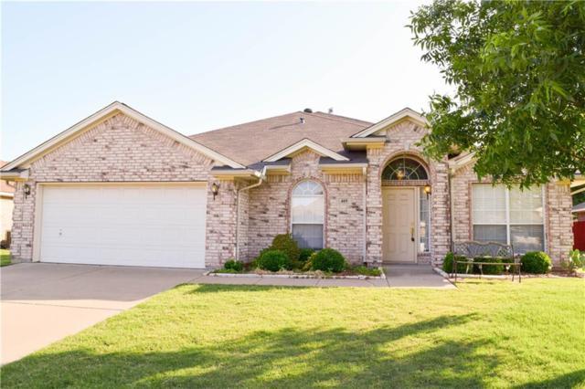 405 Jeffdale Drive, Burleson, TX 76028 (MLS #13855050) :: Team Hodnett