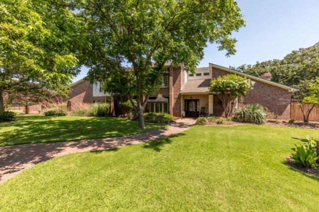 1200 Post Oak Trail, Southlake, TX 76092 (MLS #13855350) :: Frankie Arthur Real Estate
