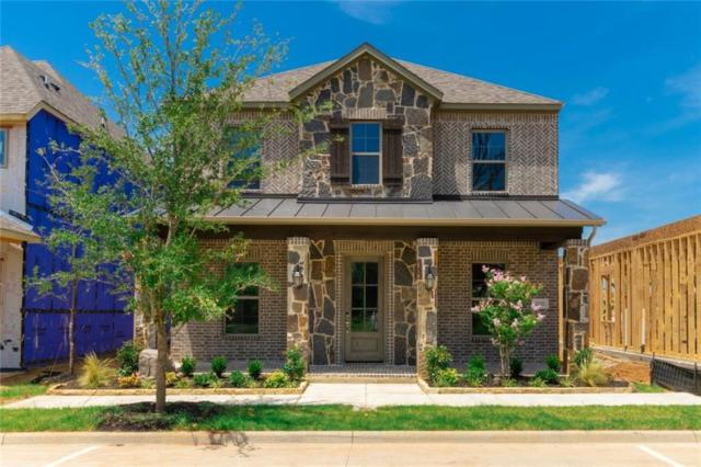2232 Royal Crescent Drive N, Flower Mound, TX 75028 (MLS #13855370) :: Team Tiller