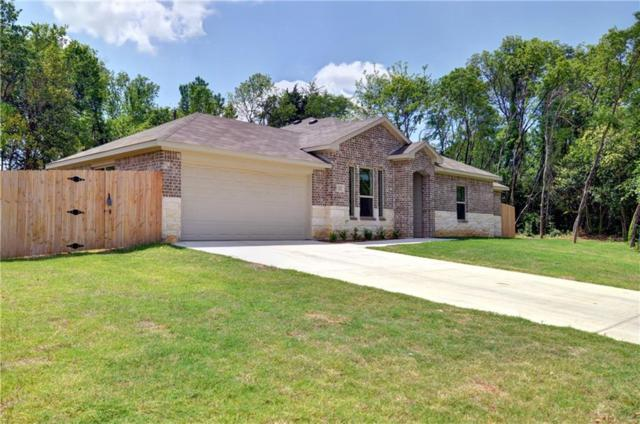 1305 Avenue C, Grand Prairie, TX 75051 (MLS #13855662) :: Team Hodnett