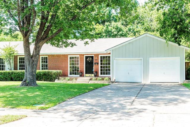 9923 Kilarney Drive, Dallas, TX 75218 (MLS #13856225) :: Team Hodnett