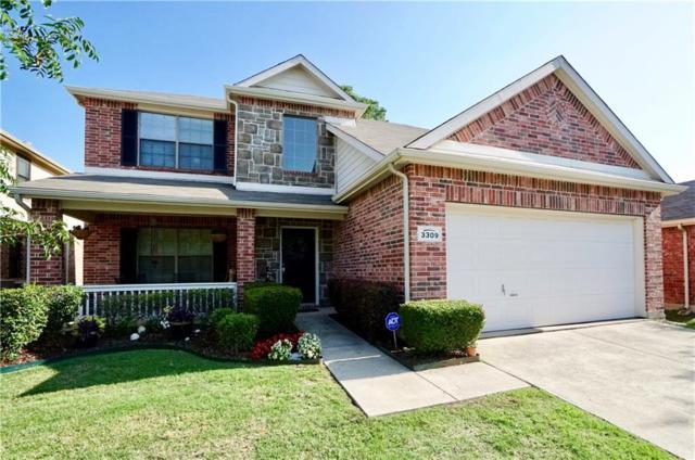 3309 Truman Street, Mckinney, TX 75071 (MLS #13856235) :: Magnolia Realty