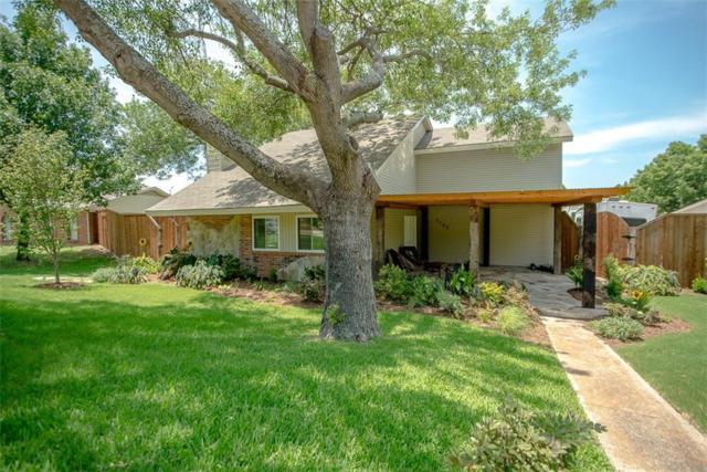 3707 Cemetery Hill Road, Carrollton, TX 75007 (MLS #13856276) :: Team Hodnett