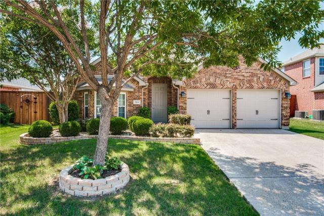 2464 Chesterwood Drive, Little Elm, TX 75068 (MLS #13856321) :: Baldree Home Team