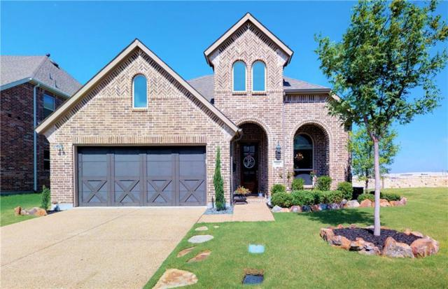 100 Brown Knight Lane, Lewisville, TX 75056 (MLS #13857044) :: The Chad Smith Team