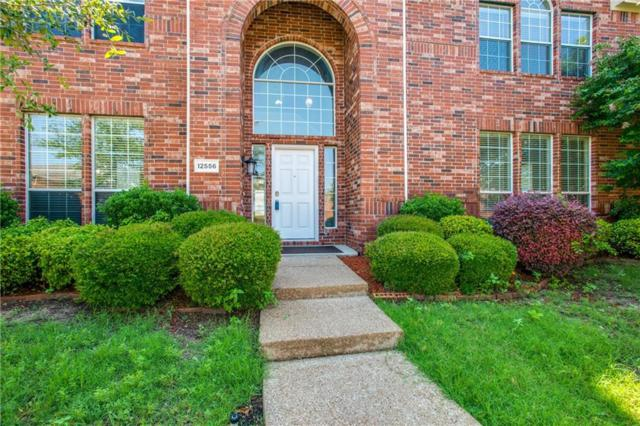 12556 Littlefield Drive, Frisco, TX 75035 (MLS #13857337) :: The Chad Smith Team