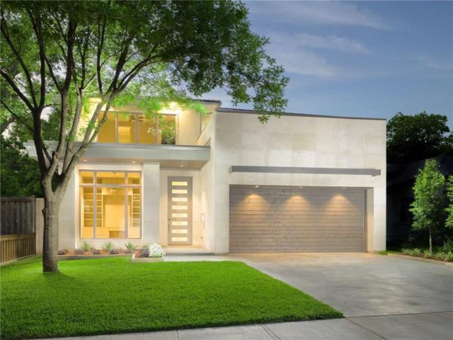 4823 W Hanover Avenue, Dallas, TX 75209 (MLS #13858046) :: Team Hodnett