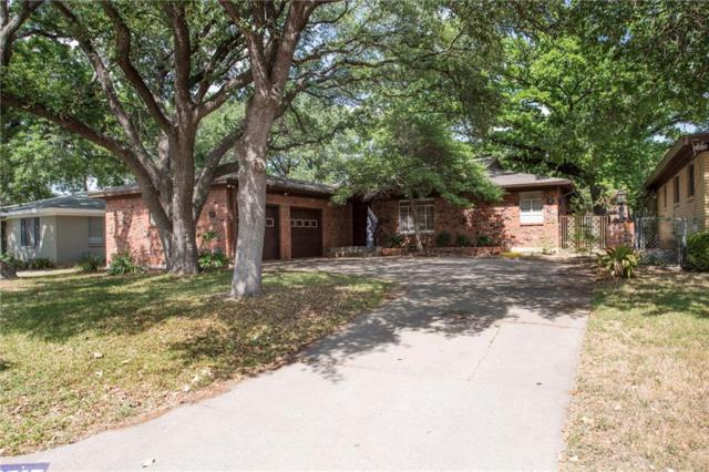 3517 Jeanette Drive, Fort Worth, TX 76109 (MLS #13858430) :: The Real Estate Station